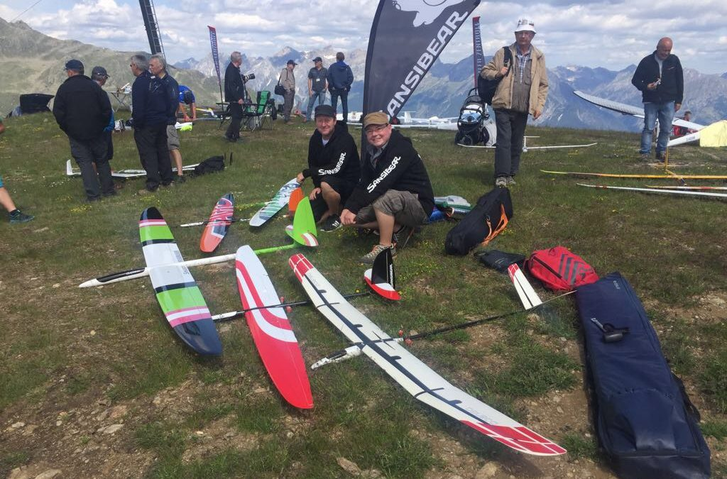 FAI F3B World Cup / Flying Circus / Segelflugmesse